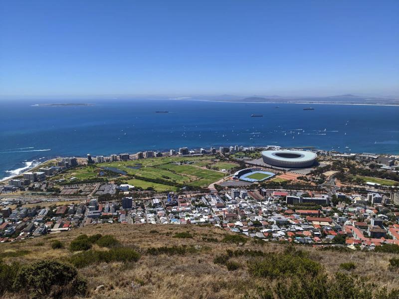 Südafrika Urlaub Signal Hill