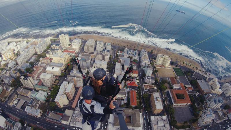 Südafrika Urlaub von oben