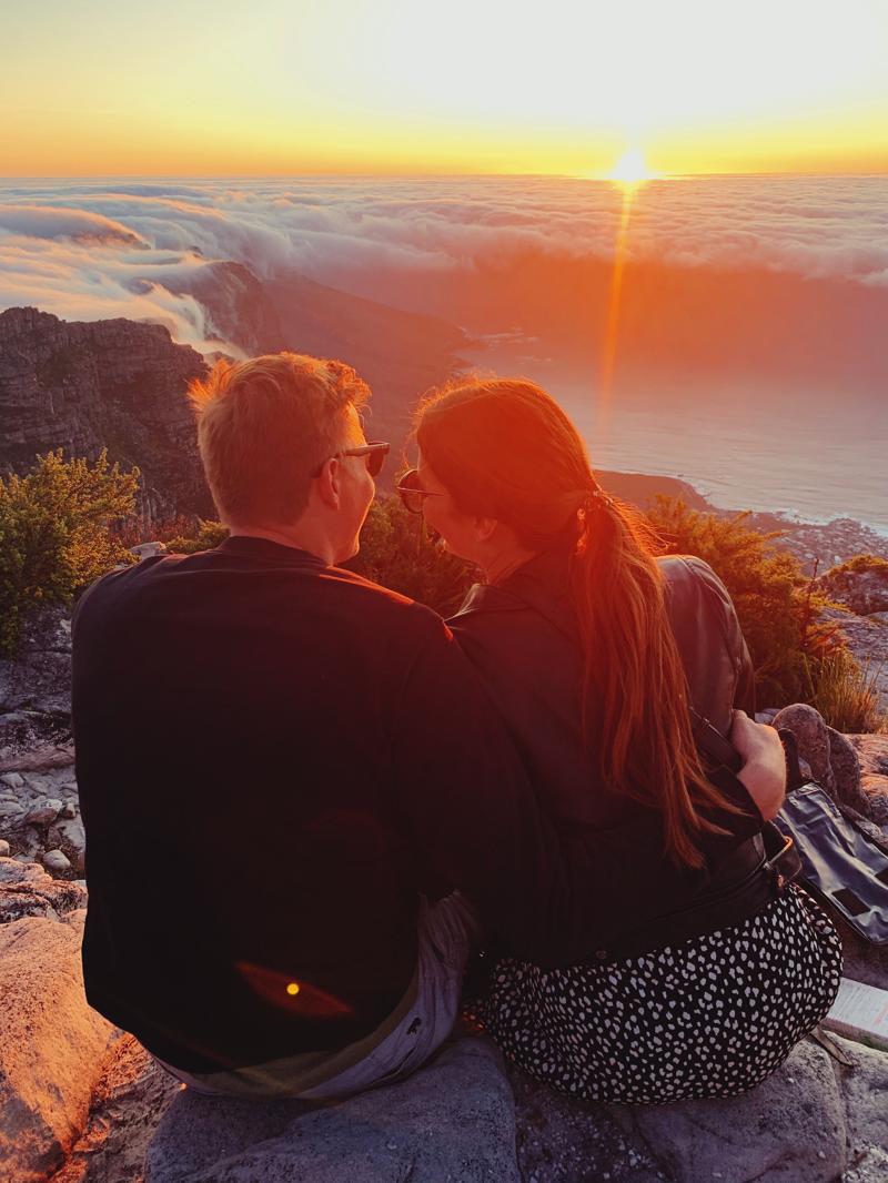 Südafrika Urlaub romantisch