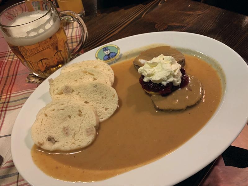 Karlsbad Tschechien Essen