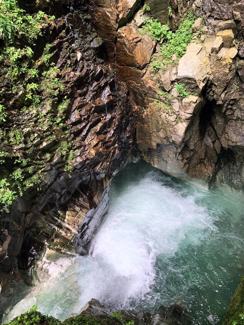 Südtirol Gilfenklamm