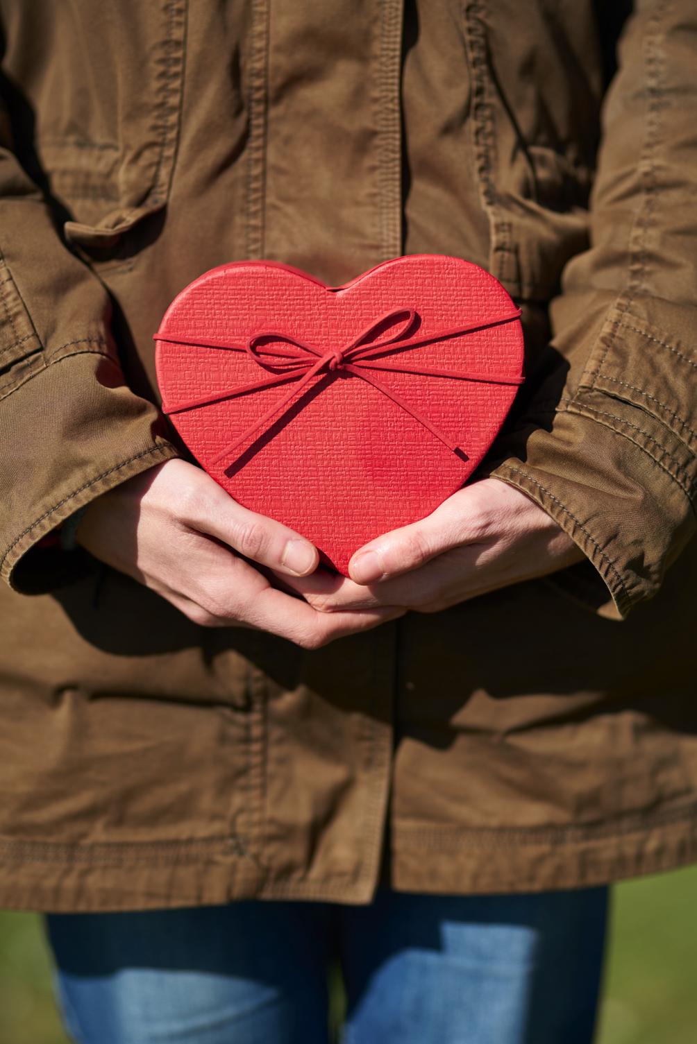 Valentinstag Geschenke für Männer Schokolade